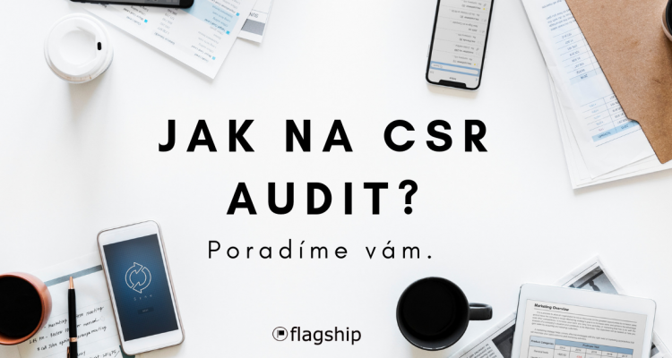 CO TO JE CSR AUDIT